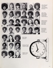 Page 139, 1974 Edition, Benton Harbor High School - Greybric Yearbook (Benton Harbor, MI) online yearbook collection