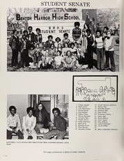 Page 14, 1974 Edition, Benton Harbor High School - Greybric Yearbook (Benton Harbor, MI) online yearbook collection