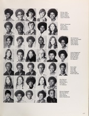 Page 141, 1974 Edition, Benton Harbor High School - Greybric Yearbook (Benton Harbor, MI) online yearbook collection
