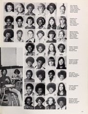 Page 145, 1974 Edition, Benton Harbor High School - Greybric Yearbook (Benton Harbor, MI) online yearbook collection