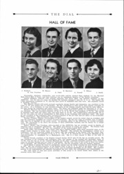 Page 13, 1938 Edition, Douglas MacArthur High School - Itella Yearbook (Saginaw, MI) online yearbook collection