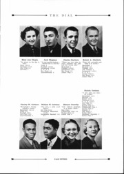 Page 16, 1938 Edition, Douglas MacArthur High School - Itella Yearbook (Saginaw, MI) online yearbook collection