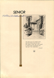 Page 11, 1930 Edition, Marshall High School - Dial Yearbook (Marshall, MI) online yearbook collection