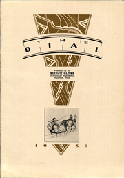 Page 5, 1930 Edition, Marshall High School - Dial Yearbook (Marshall, MI) online yearbook collection