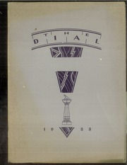 1933 Edition, Marshall High School - Dial Yearbook (Marshall, MI)
