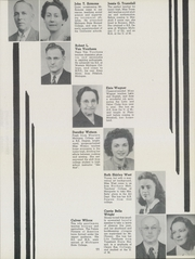Page 15, 1946 Edition, Marshall High School - Dial Yearbook (Marshall, MI) online yearbook collection