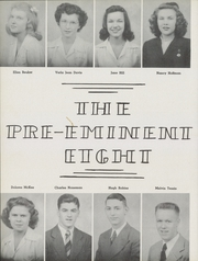 Page 16, 1946 Edition, Marshall High School - Dial Yearbook (Marshall, MI) online yearbook collection