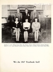 Page 5, 1947 Edition, Marshall High School - Dial Yearbook (Marshall, MI) online yearbook collection