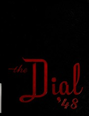 1948 Edition, Marshall High School - Dial Yearbook (Marshall, MI)