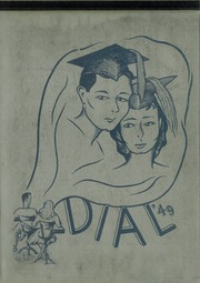 1949 Edition, Marshall High School - Dial Yearbook (Marshall, MI)