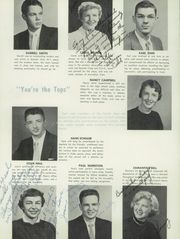 Page 10, 1955 Edition, Marshall High School - Dial Yearbook (Marshall, MI) online yearbook collection