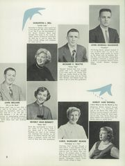 Page 12, 1955 Edition, Marshall High School - Dial Yearbook (Marshall, MI) online yearbook collection