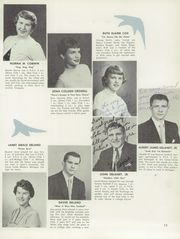 Page 15, 1955 Edition, Marshall High School - Dial Yearbook (Marshall, MI) online yearbook collection