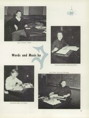 Page 7, 1955 Edition, Marshall High School - Dial Yearbook (Marshall, MI) online yearbook collection