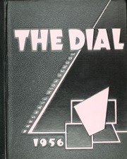 1956 Edition, Marshall High School - Dial Yearbook (Marshall, MI)