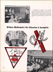 Page 12, 1956 Edition, Marshall High School - Dial Yearbook (Marshall, MI) online yearbook collection