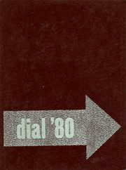 1980 Edition, Marshall High School - Dial Yearbook (Marshall, MI)