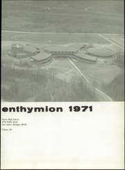 Page 5, 1971 Edition, Huron High School - Enthymion Yearbook (Ann Arbor, MI) online yearbook collection
