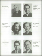 Page 10, 1950 Edition, Dundee High School - Tempus Yearbook (Dundee, MI) online yearbook collection