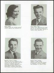 Page 15, 1950 Edition, Dundee High School - Tempus Yearbook (Dundee, MI) online yearbook collection