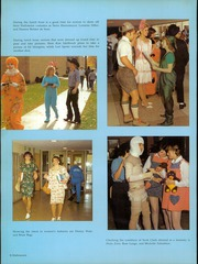 Page 12, 1983 Edition, Dundee High School - Tempus Yearbook (Dundee, MI) online yearbook collection