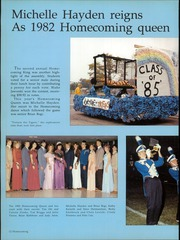 Page 16, 1983 Edition, Dundee High School - Tempus Yearbook (Dundee, MI) online yearbook collection