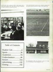 Page 7, 1983 Edition, Dundee High School - Tempus Yearbook (Dundee, MI) online yearbook collection