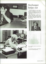 Page 41, 1985 Edition, Dundee High School - Tempus Yearbook (Dundee, MI) online yearbook collection