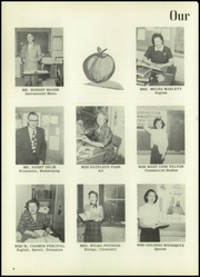 Page 12, 1953 Edition, Berkley High School - Bear Tracks Yearbook (Berkley, MI) online yearbook collection