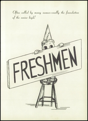Page 15, 1953 Edition, Berkley High School - Bear Tracks Yearbook (Berkley, MI) online yearbook collection