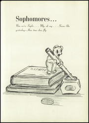 Page 23, 1953 Edition, Berkley High School - Bear Tracks Yearbook (Berkley, MI) online yearbook collection