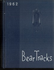 Page 1, 1962 Edition, Berkley High School - Bear Tracks Yearbook (Berkley, MI) online yearbook collection