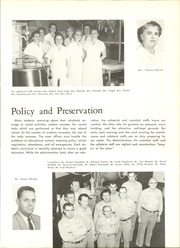 Page 15, 1962 Edition, Berkley High School - Bear Tracks Yearbook (Berkley, MI) online yearbook collection