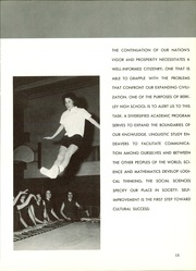 Page 17, 1962 Edition, Berkley High School - Bear Tracks Yearbook (Berkley, MI) online yearbook collection