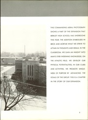 Page 7, 1962 Edition, Berkley High School - Bear Tracks Yearbook (Berkley, MI) online yearbook collection