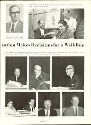 Page 17, 1964 Edition, Berkley High School - Bear Tracks Yearbook (Berkley, MI) online yearbook collection