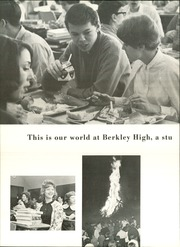 Page 8, 1964 Edition, Berkley High School - Bear Tracks Yearbook (Berkley, MI) online yearbook collection