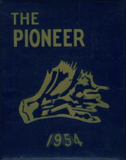Page 1, 1954 Edition, Negaunee High School - Pioneer Yearbook (Negaunee, MI) online yearbook collection