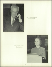 Page 14, 1955 Edition, Negaunee High School - Pioneer Yearbook (Negaunee, MI) online yearbook collection