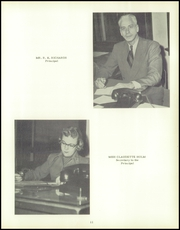 Page 15, 1955 Edition, Negaunee High School - Pioneer Yearbook (Negaunee, MI) online yearbook collection
