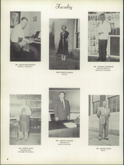 Page 12, 1956 Edition, Negaunee High School - Pioneer Yearbook (Negaunee, MI) online yearbook collection