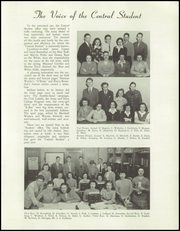 Page 11, 1944 Edition, Central High School - Centralite Yearbook (Detroit, MI) online yearbook collection