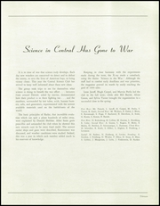 Page 17, 1944 Edition, Central High School - Centralite Yearbook (Detroit, MI) online yearbook collection