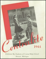 Page 5, 1944 Edition, Central High School - Centralite Yearbook (Detroit, MI) online yearbook collection