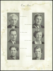 Page 9, 1948 Edition, Central High School - Centralite Yearbook (Detroit, MI) online yearbook collection