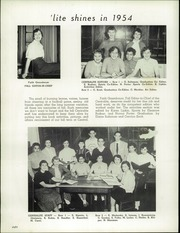 Page 12, 1954 Edition, Central High School - Centralite Yearbook (Detroit, MI) online yearbook collection