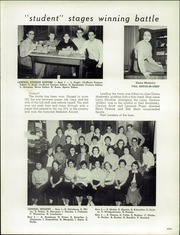 Page 13, 1954 Edition, Central High School - Centralite Yearbook (Detroit, MI) online yearbook collection