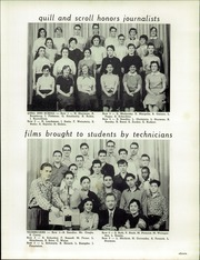 Page 15, 1954 Edition, Central High School - Centralite Yearbook (Detroit, MI) online yearbook collection