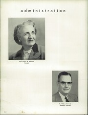 Page 8, 1954 Edition, Central High School - Centralite Yearbook (Detroit, MI) online yearbook collection