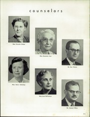 Page 9, 1954 Edition, Central High School - Centralite Yearbook (Detroit, MI) online yearbook collection